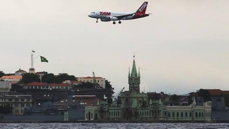 Απειλή για βόμβα σε πτήση από Μαδρίτη προς Σάο Πάολο