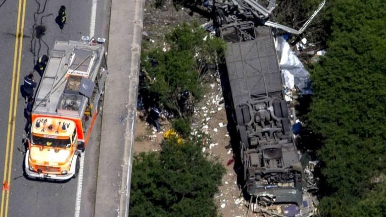 Δυστύχημα με σαραντατρείς νεκρούς στην Αργεντινή