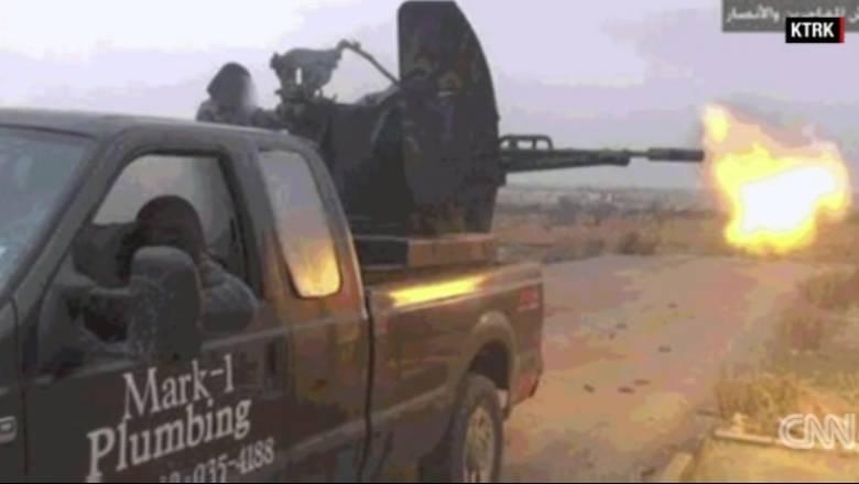 Ο υδραυλικός που είδε το φορτηγό του στα χέρια τρομοκρατών