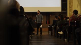 Ίριδα: Μια λέσχη για τους σινεφίλ φοιτητές