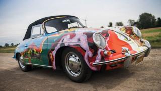 Αυτή είναι η Porsche 356 Cabriolet της Janis Joplin