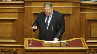Επανέφερε την τροπολογία του για τα κόκκινα δάνεια ο Βενιζέλος