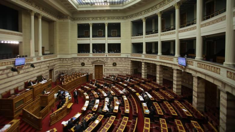 Ολοκληρώνεται με την ψηφοφορία η συζήτηση για τα προαπαιτούμενα