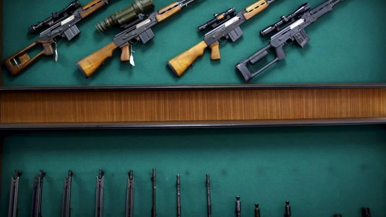 Εξαρθρώθηκε σερβικό κύκλωμα που έστελνε όπλα στη Γαλλία