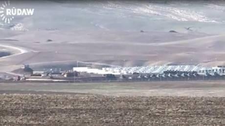 Στρατιωτική βάση στο Ιράκ με Τούρκους χτύπησε το ISIS