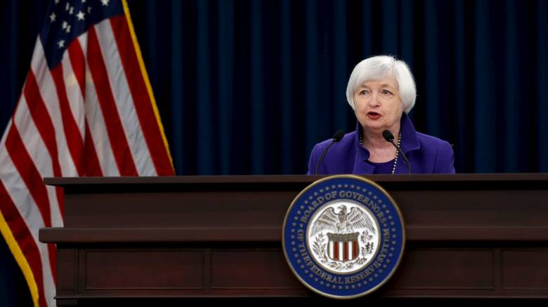 H Fed βάζει τέλος στην εποχή των μηδενικών επιτοκίων