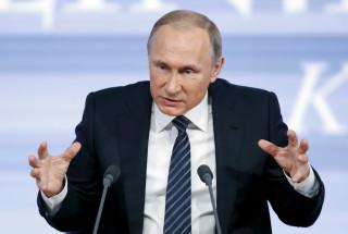 Πούτιν: Η Τουρκία κρύφτηκε πίσω από τους συμμάχους της
