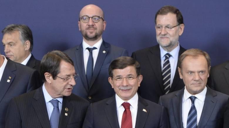 Σύνοδος Κορυφής: Η Ευρώπη αποφασίζει για φύλαξη συνόρων και πρόσφυγες