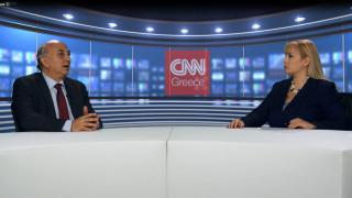 Γ. Αμανατίδης στο CNN Greece: Και η Τουρκία πρέπει να ελέγχεται για τους πρόσφυγες