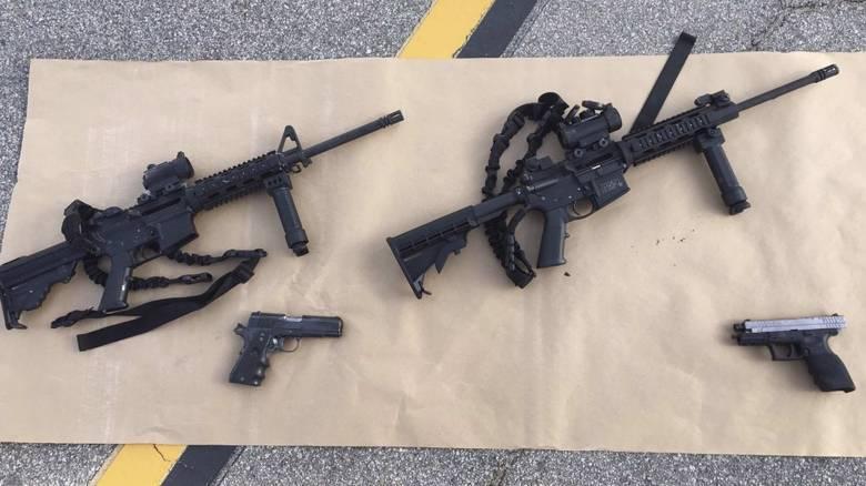 Έπιασαν φίλο των τρομοκρατών της Καλιφόρνια, αγοραστή των όπλων του μακελειού