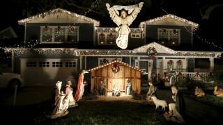 H «πόλη των Αγγέλων» τα Χριστούγεννα