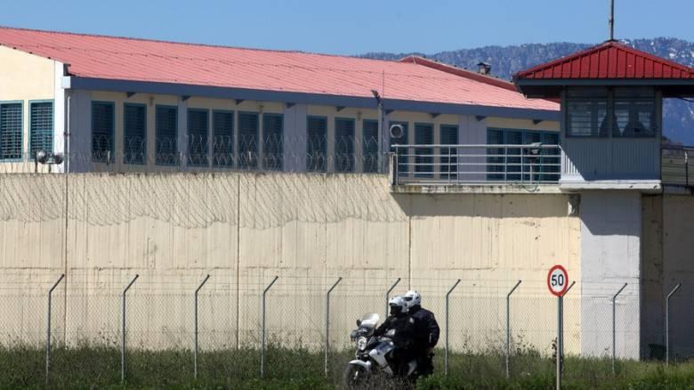 Αποκαλύφθηκε σχέδιο απόδρασης από τις φυλακές Τρικάλων