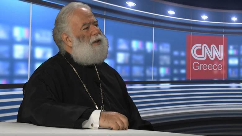 Πατριάρχης Αλεξανδρείας στο CNN Greece: Η αγορά της Αιγύπτου είναι θετική