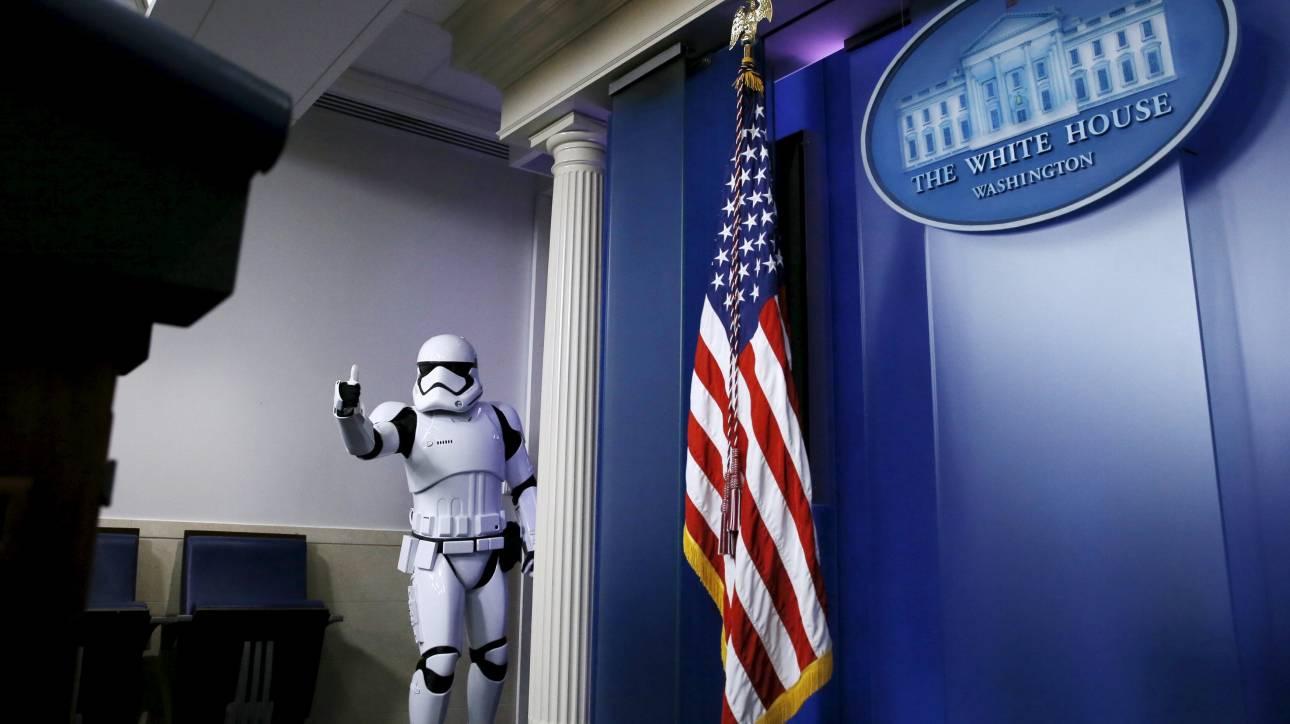 Έσπασε το ρεκόρ εισιτηρίων το «Star Wars»
