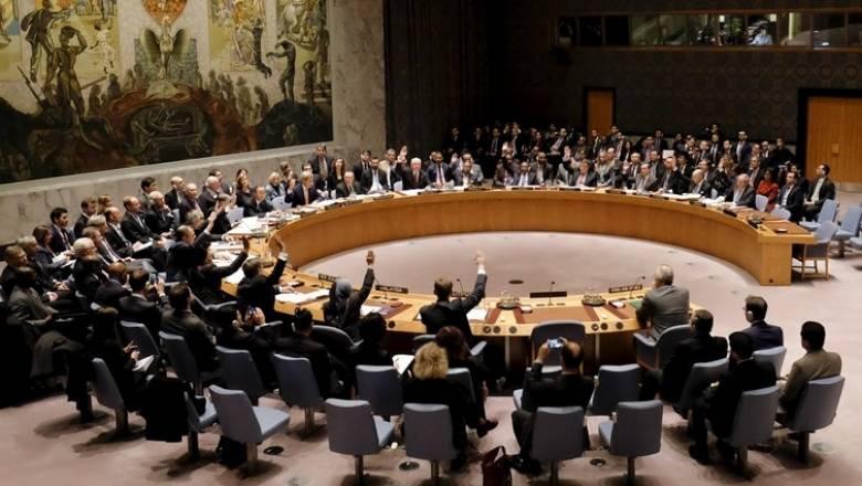 Συμβούλιο Ασφαλείας ΟΗΕ: Εγκρίθηκε το σχέδιο για τη Συρία