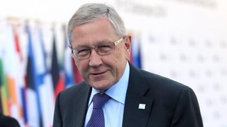 Πεπεισμένος ο Κλάους Ρέγκλινγκ ότι το ΔΝΤ θα λάβει μέρος στο ελληνικό πρόγραμμα