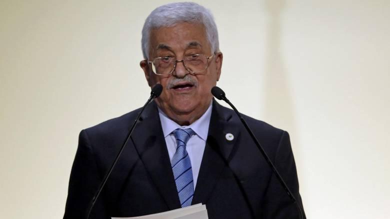 Στην Ελλάδα ο Αμπάς, τι περιμένει για την Παλαιστίνη από κυβέρνηση