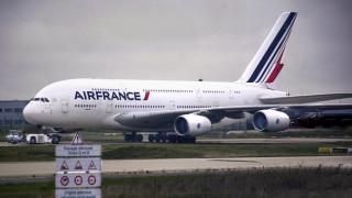 Αναγκαστική προσγείωση αεροσκάφους της Air France λόγω ύποπτου αντικειμένου