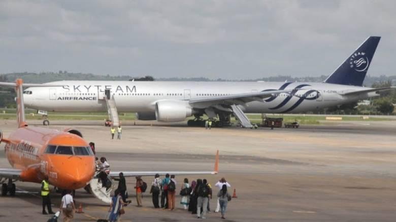 Βόμβα σε αεροπλάνο της Air France