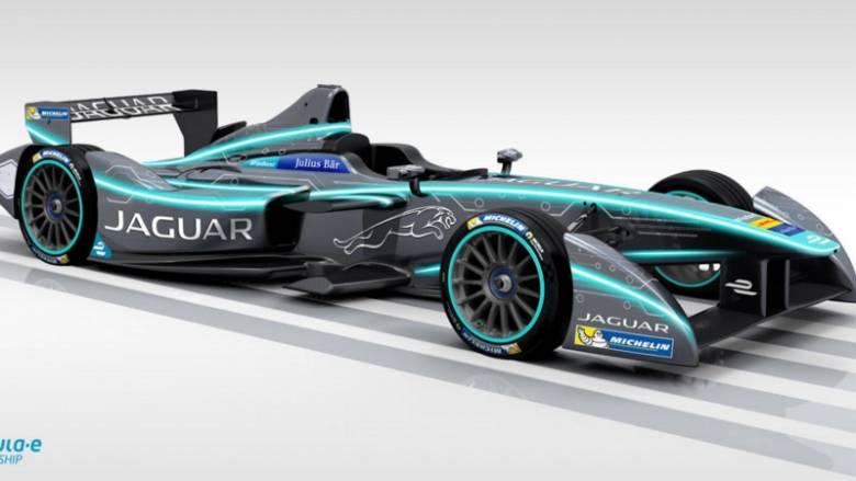 Μετά τον James Bond, η Jaguar γυρνά στις πίστες με «ηλεκτρικό μονοθέσιο»