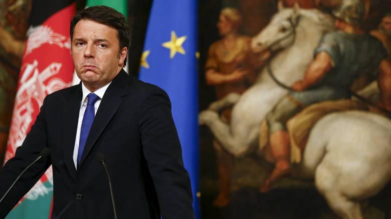 Ρέντσι: Βλέπει οικονομική ανάκαμψη, ζητά από το Βερολίνο σεβασμό