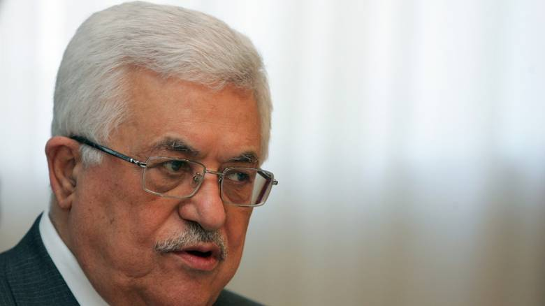 Στην Ελλάδα ο πρόεδρος της Παλαιστίνης Μαχμούντ Αμπάς.