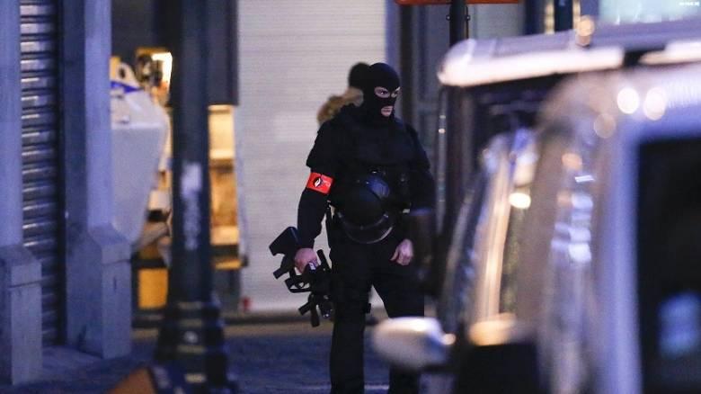 Αστυνομική επιδρομή στις Βρυξέλλες για συλλήψεις