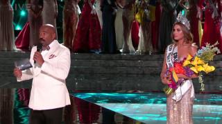 Μις Υφήλιος 2015: ...με δύο νικήτριες;
