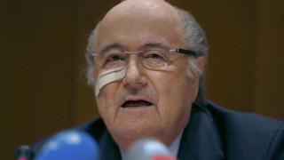 Ζεπ Μπλάτερ: Εξακολουθώ να είμαι Πρόεδρος της FIFA