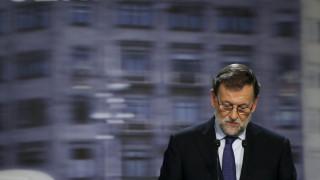 Ο Μαριάνο Ραχόι ζητά σταθερότητα εντός και εκτός Ισπανίας