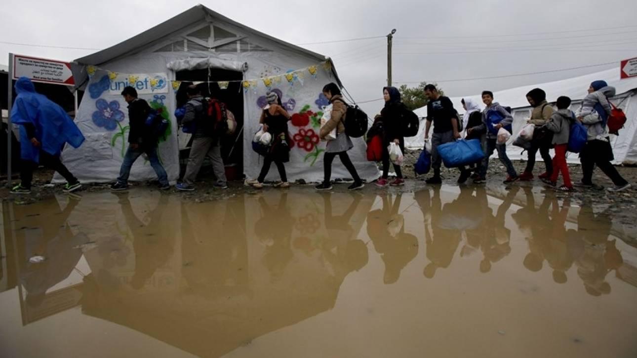 Ένα εκατομμύριο πρόσφυγες έφτασαν φέτος στην Ευρώπη
