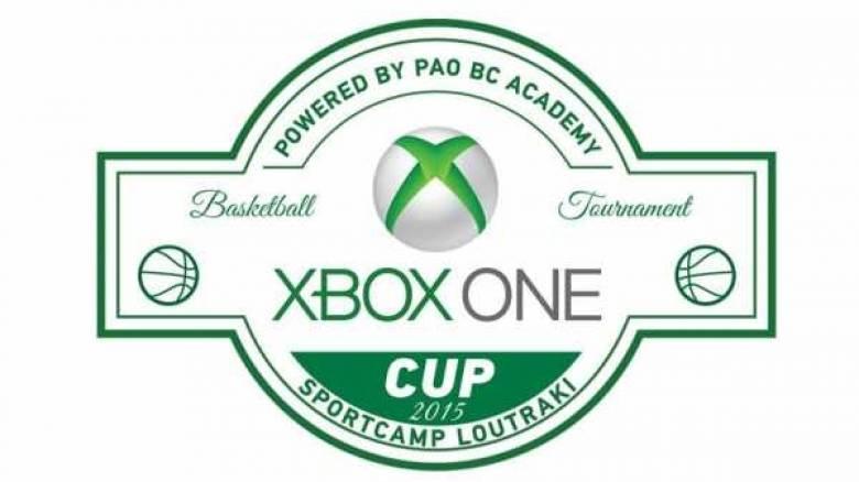 PAO BC ACADEMY - Το πρώτο XBOX ONE CUP στο Λουτράκι