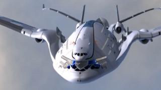 Είναι αυτό το αεροσκάφος του μέλλοντος;