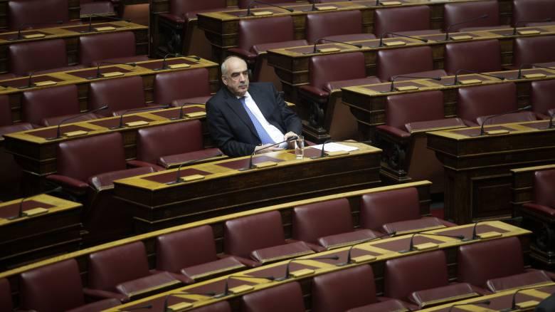 Εκλογές ΝΔ β΄ γύρος: Ο Μεϊμαράκης δηλώνει πίστη στον Καραμανλή
