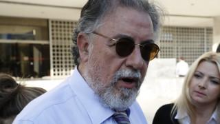 Στο αρχείο τέθηκαν οι καταγγελίες Πανούση περί απειλών κατά της ζωής του