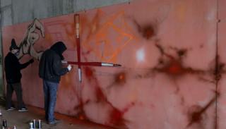 H Αθήνα του γκράφιτι: Τέχνη σε κοινή θέα