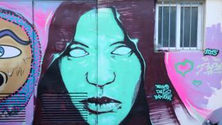 Τα γκράφιτι στην Αθήνα