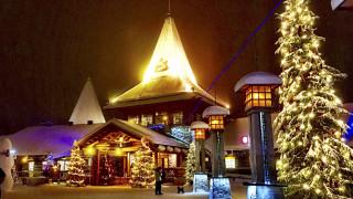 Φινλανδία: Προς ρεκόρ επισκέψεων φέτος στο σπίτι του Άγιου Βασίλη