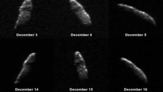 O «αστεροειδής των Χριστουγέννων» μοιάζει με επιμήκη πατάτα