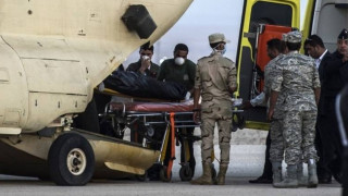 Ταυτοποίησαν οι Ρώσοι τις ομάδες που έριξαν το αεροπλάνο στην Αίγυπτο