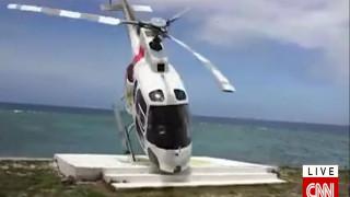 Απίστευτη περιπέτεια: Συντριβή ελικοπτέρου στα Φίτζι (video)