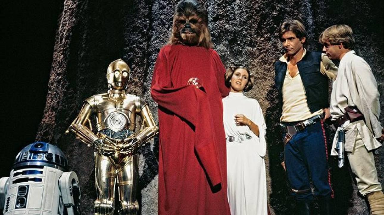 Tο χριστουγεννιάτικο Star Wars που μίσησε ο Τζορτζ Λούκας
