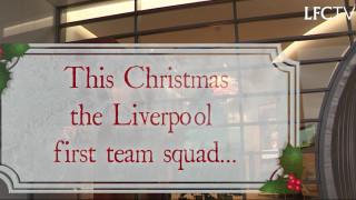 Οι παίκτες της Λίβερπουλ αντάλλαξαν «μυστικά» δώρα για τις γιορτές
