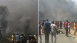 Νιγηρία: Τουλάχιστον 100 νεκροί από έκρηξη σε εργοστάσιο φυσικού αερίου