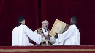 Ο Πάπας Φραγκίσκος μίλησε για τις «ωμότητες των τρομοκρατών»