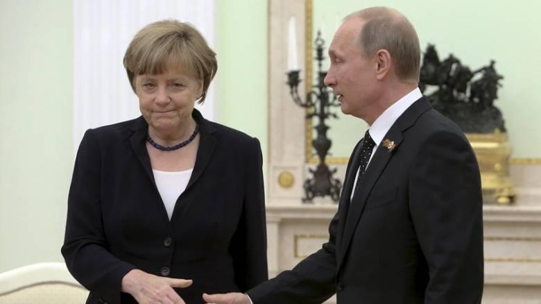 Παρά τις κυρώσεις στη Ρωσία η Γερμανία προχωρά τον Nord Stream 2