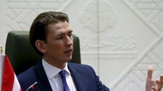 Σ. Κουρτς: Υπέρ της παρέμβασης της Ε.Ε. στην εθνική κυριαρχία