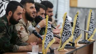 Αποχωρούν 4.000 τζιχαντιστές από τη Δαμασκό μετά από συμφωνία
