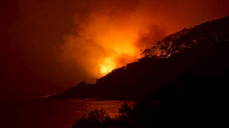 Νότια Αυστραλία: Πάνω από 100 σπίτια έχουν καταστραφεί στις φωτιές