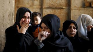 Επίθεση με μαχαίρι σε αστυνομικό από Παλαιστίνιο στην Ιερουσαλήμ